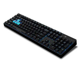 ACER Predator Aethon 300 Keyboard Cherry Blue with single color LED backlit Nordic Layout (GP.KBD11.004)