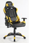 NORTHQ Gamer stol NORTHQ NQ-100 Yellow