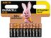 DURACELL Plus Power AAA, CP 10 pack bulk