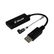 SCP The Dongler Displayport 1.4 - HDMI 2.0b Adapter dongle (up to 32GB), Aluminium,  HDMI 4K@60 4:4:4