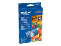 BROTHER Glossy Paper 10 x 15 (50 pack) (BP71GP50)