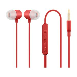 ACME HE21R In Ear Headphones with Microphone Red (253123 RED)