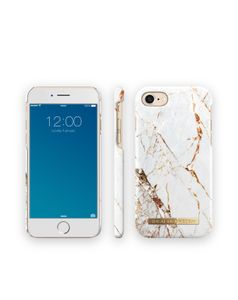 iDEAL OF SWEDEN IDEAL FASHION CASE IPHONE 7 CARRARA GOLD (IDFCA16-I7-46)