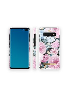 iDEAL OF SWEDEN CASE SAMSUNG GALAXY S10 PLUS PEONY GARDEN (IDFCS18-S10P-68)
