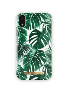 iDEAL OF SWEDEN IDEAL FASHION CASE IPHONE XR MONSTERA JUNGLE (IDFCS17-I1861-61)
