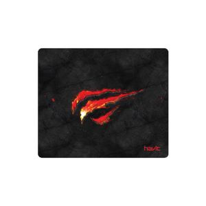 HAVIT Gaming Mousepad Black/Red 24cmx21cm (HV-MP837)