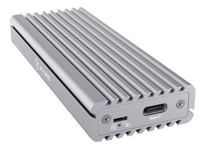ICY BOX External Type-C™ enclosure for M.2, NVMe SSD (60612)