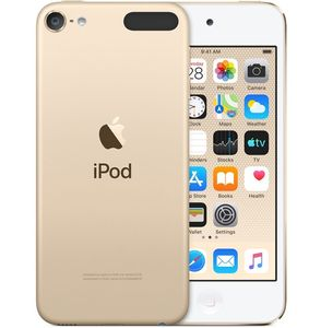 APPLE IPOD TOUCH 128GB - GOLD                                  IN CABL (MVJ22KS/A)