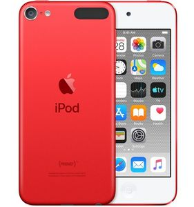 APPLE IPOD TOUCH 256GB - PRODUCT RED                                  IN CABL (MVJF2KS/A)