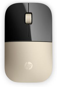 HP Z3700 Gold Wireless Mouse (X7Q43AA)