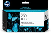 HP Ink/730 130ml GY (P2V66A)