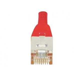 EXC Patch Cord RJ45 CAT_5e F/UTP Red 0_30m (EXC854132)