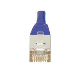EXC Patch Cord RJ45 CAT_5e F/UTP Purple 0_30m (EXC857030)