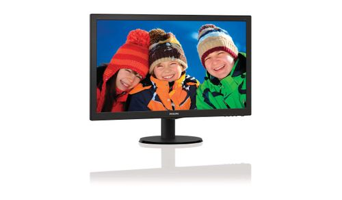 PHILIPS V-Line 243V5LHAB - LED Monitor - 23 inch (243V5LHAB/00)