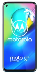 MOTOROLA G8 Power XT2041-3 SE 4+64GB Capri Blue BM DS (PAHF0011SE)