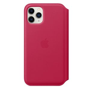 APPLE Iphone 11 Pro Leather Folio Raspberry (MY1K2ZM/A)