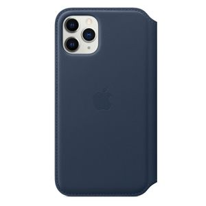 APPLE Iphone 11 Pro Leather Folio Deep Sea Blue (MY1L2ZM/A)