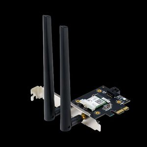 ASUS PCE-AX3000 BT5.0 PCIE WL ADAPTER                  IN CTLR (90IG0610-MO0R10)