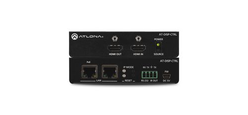 ATLONA Display Controller (AT-DISP-CTRL)