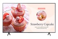 SAMSUNG 43IN LED UHD 16:9 8MS BE43T-H 4700:1 HDMI/USB          IN LFD (LH43BETHLGUXEN)