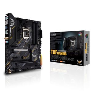 ASUS TUF GAMING B460-PRO WIFI Intel Socket LGA 1200 ATX DDR4 (90MB13P0-M0EAY0)
