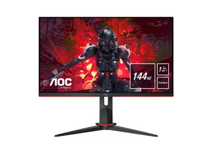 "AOC 27"" IPS LED Monitor 144Hz FreeSync 1ms (27G2U/BK)"