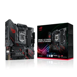 ASUS ROG STRIX B460-G GAMING Intel Socket 1200 ATX DDR4 (90MB1460-M0EAY0)