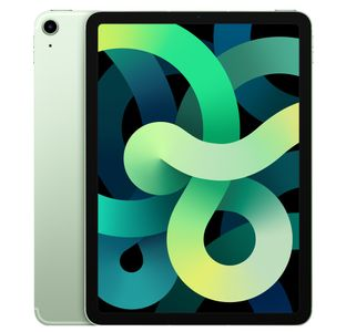 "APPLE iPad Air 10.9"" Gen 4 (2020) Wi-Fi + Cellular, 64GB, Green (MYH12KN/A)"