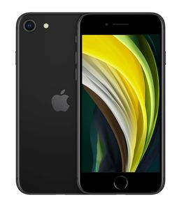 APPLE iPhone SE 256GB Schwarz MHGW3ZD/A (MHGW3ZD/A)