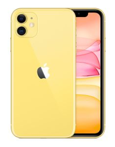 APPLE iPhone 11 6.1 256GB Gul  (MHDT3ZD/A)