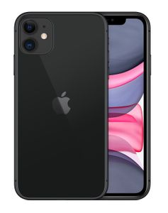 APPLE iPhone 11 Black 128GB (MHDH3QN/A)