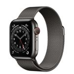 APPLE WATCH S6 GPS+CELL 40MM GRAPH STSTEEL W GRAPH ML LOOP    IN ACCS (M06Y3KS/A)