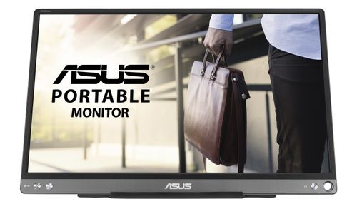 """ASUS LCD ASUS 15.6"""" MB16ACE ZenScreen Portable USB-C Monitor 1920x1080p IPS 60Hz Matte Panel (90LM0381-B04170)"""