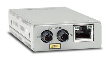 Allied Telesis TAA 10/100TX TO 100X/ST SMODE MINI MEDIA+ RATE CONVERTER 10KM  IN ACCS (AT-MMC200LX/ST-TAA60)
