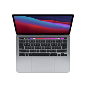 "APPLE MacBook Pro 13.3"", M1 chip (2020), 8core CPU and 8core GPU, 512GB SSD - Space Grey (MYD92KS/A)"