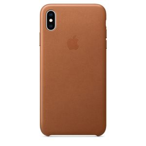 APPLE IPHONE XS MAX LEATHER CASE SADDLE BROWN MRWV2ZM/A ACCS (MRWV2ZM/A-OM)