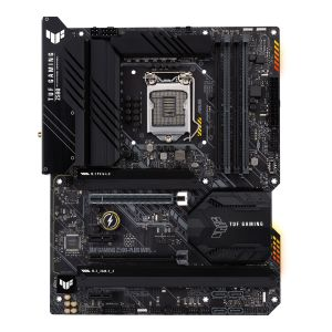 ASUS TUF GAMING Z590-PLUS WIFI (ATX, Z590, LGA 1200) (90MB16C0-M0EAY0)