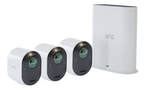 ARLO GEN5 WIRE-FREE 3-CAM KIT 3-MONTH SMART V2 (VMS5340-200EUS)