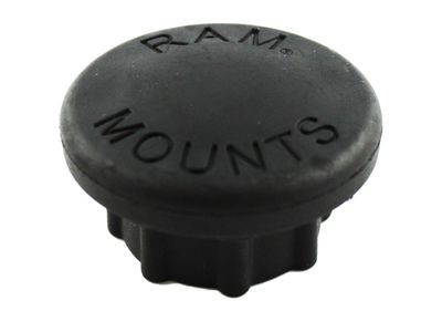 RAM MOUNT RAM TELE-POLE RUBBER END CAP (RAM-VP-CAP1)