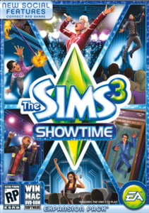 - UNKNOWN - Sims 3: I Rampelyset (Show Time) (NO) (MXK09208632)