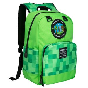 - UNKNOWN - Minecraft 17 Miner's Society Backpack (806570)