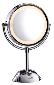 BABYLISS BaByliss - Two Sided Makeup Mirror w. Light (8438E)