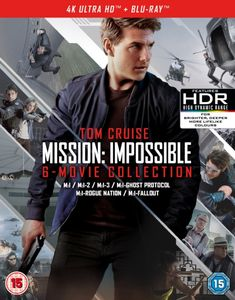 - UNKNOWN - Mission: Impossible - The 6-movie Collection (8317801)