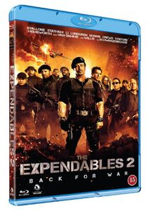 - UNKNOWN - Expendables 2 (B-ME958)