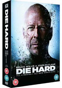 - UNKNOWN - Die Hard Quadrilogy (1113205)