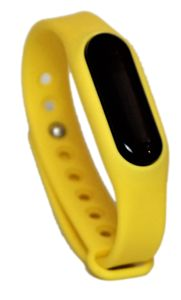 - UNKNOWN - Go-tcha Wristband Yellow Strap (1133633)