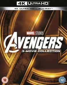 - UNKNOWN - Avengers: 3-movie Collection (BUQ0297001)