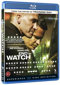 - UNKNOWN - End Of Watch Bluray- (2392131)