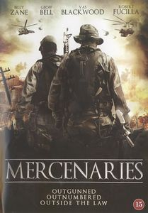 - UNKNOWN - Mercenaries - a straight up action movie (KLD010.SC.DR)