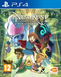 - UNKNOWN - Ni No Kuni: Wrath of The White Witch Remastered (1134821)
